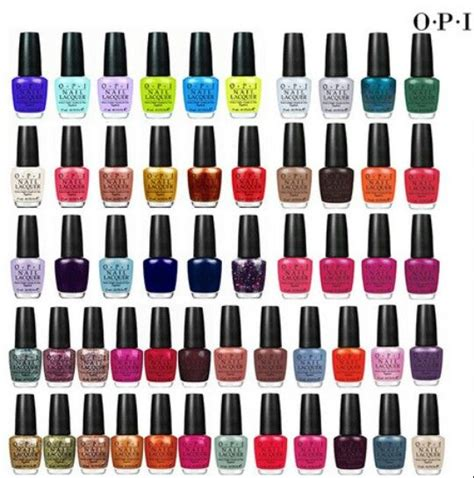 opi color chart opi color chart simple manicures