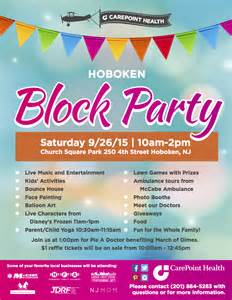 block template flyers free hoboken family alliance