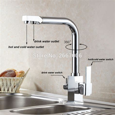 Kitchen Sink Drink by Free Shipping Drink Water Faucet Kitchen Sink Mixer Tap