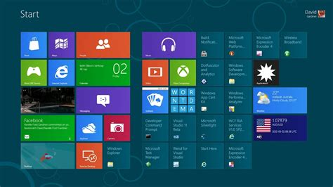 What Calendar Is On Windows 8 David Gardiner Dave S Daydreams Windows 8 Impressions