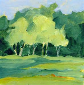 Landscape Pictures For Acrylic Painting Morning Landscape Acrylic Painting Chirs Artist