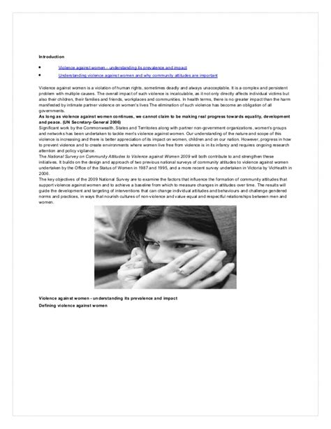 violence against research paper research paper topics on violence against