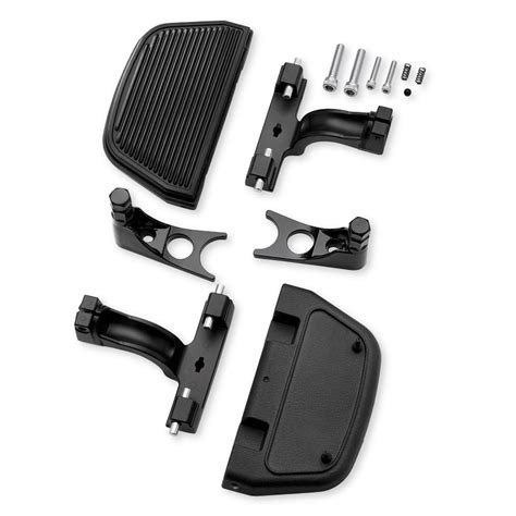 Passenger Footboards by 50602 00a Passenger Footboard And Mount Kit Black At