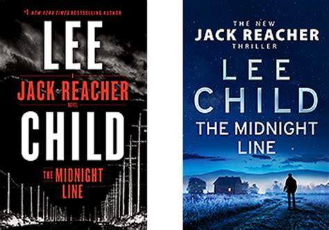 the midnight line jack author lee child jack reacher novels