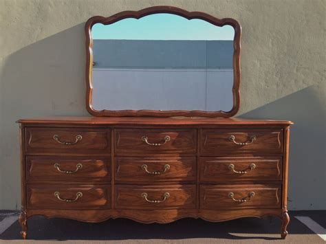 bedroom media dresser thomasville provincial dresser chest drawers buffet media console bedroom ebay