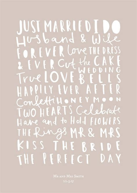 Wedding Words Of by Wedding Words Matik For