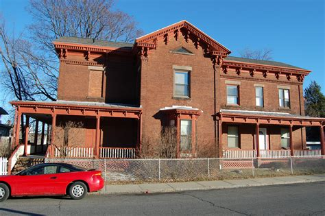 ewing house holyoke mass 187 blog archive 187 humor and knotty problems attend migration of buildings