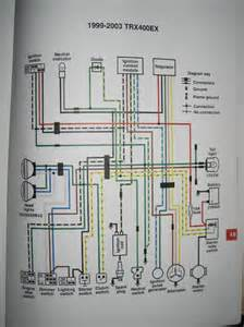 07 400 ex wiring diagram 2004 honda 400ex wiring diagram