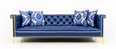 cheap blue sofa set www roomservicestore sinatra sofa in navy faux leather