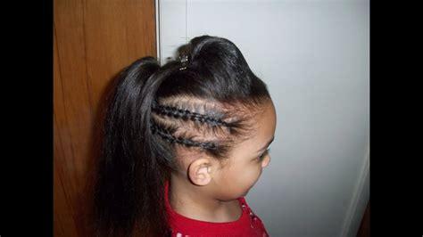 ponytails  kids youtube