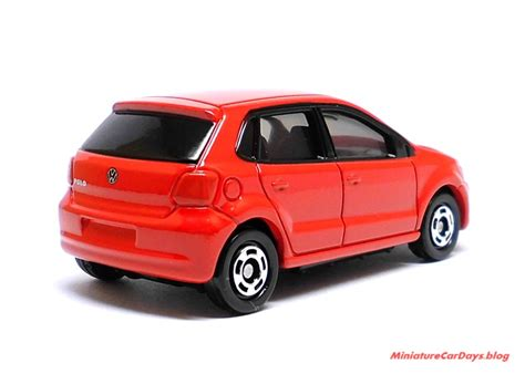 Tomica Volkswagen Polo Merah 109 miniaturecardays トミカ フォルクスワーゲン ポロ