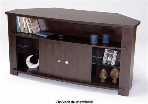 Meuble Tv En Coin 1736 by Meuble De Coin Tv Meuble D Angle Pour Tele Maisonjoffrois