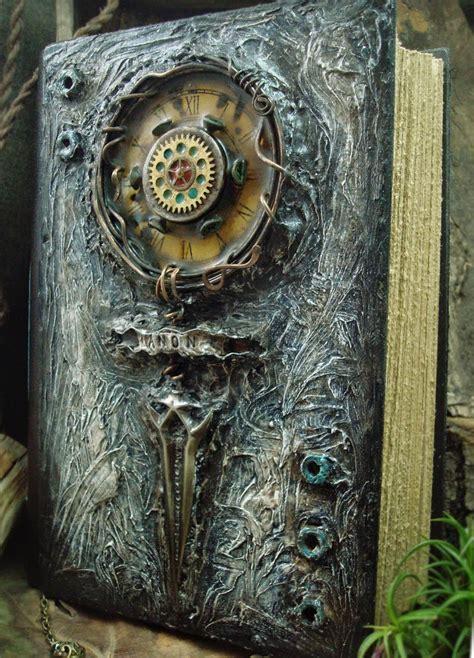 Handcrafted Journal - altered alchemy gallery handmade journals