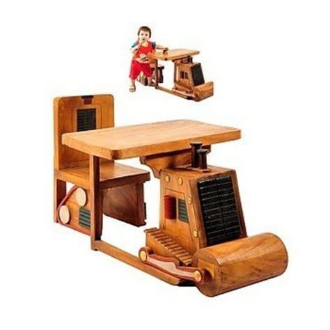 bureau enfant retro cool bureau la chaise du bureau en bois r 233 tro moderne archzine fr