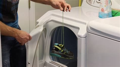 how to properly your shoes in the dryer howdoeshe