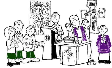 clipart religiose celebrazione eucaristica clip religiose immagini