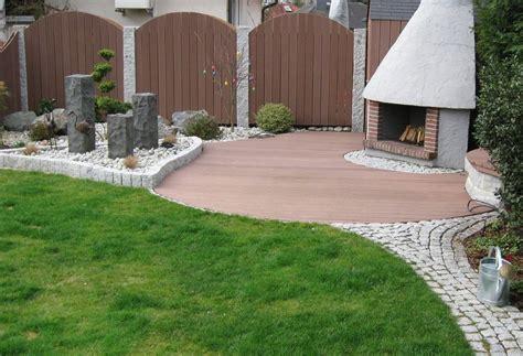 Gartengestaltung Mit Holzterrasse by Gartengestaltung Mit Holzterrasse Siddhimind Info