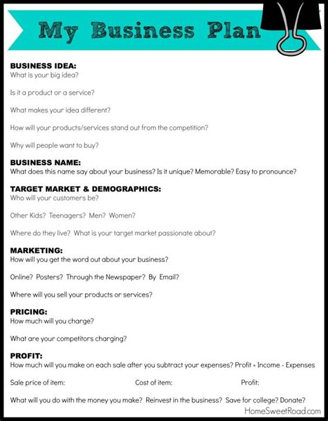marketing business plan template 8 free word excel