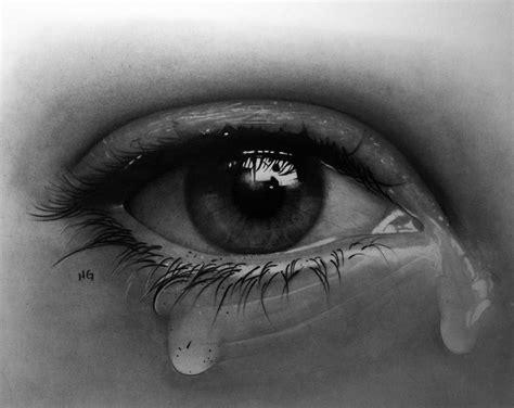 the crying eye crying eye by hg art on deviantart