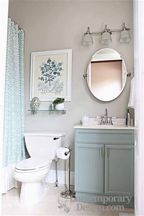 Small Bathroom Color Schemes by Small Bathroom Color Schemes