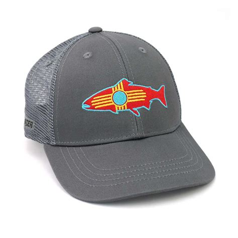 Flat Shoes Op03 Wmk repyourwater new mexico trout trucker cap duranglers fly fishing shop guides
