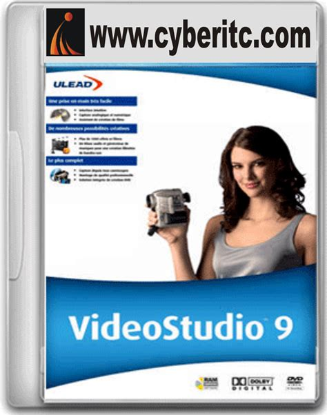 ulead video editing software free download full version with crack cyberitc ulead video studio 9 full version free download