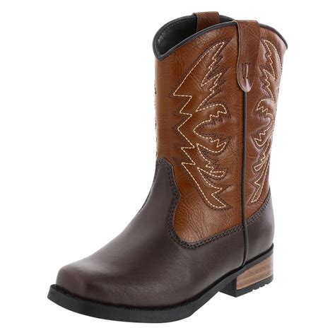 payless shoes cowboy boots boys 039 toddler square toe western boot smartfit payless