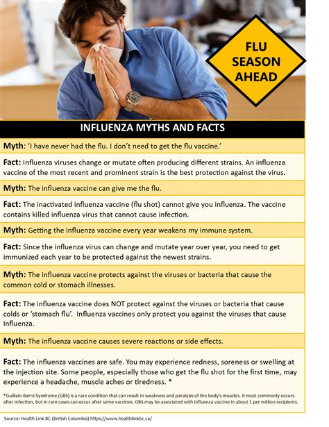 first facts seasons 1409375773 flu myths and facts apex
