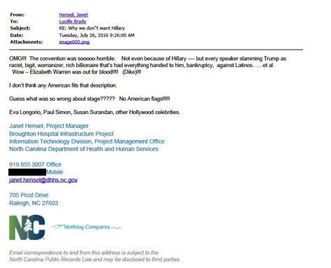 state email indy week image archives ncdhhs employee called