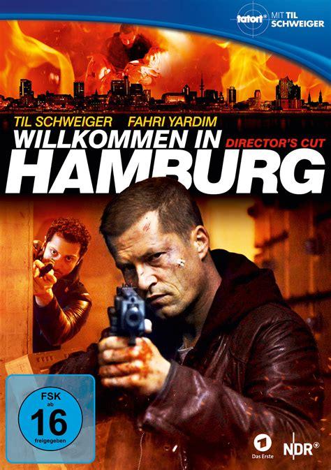 Film Quiz Hamburg   poster zum tatort willkommen in hamburg bild 1