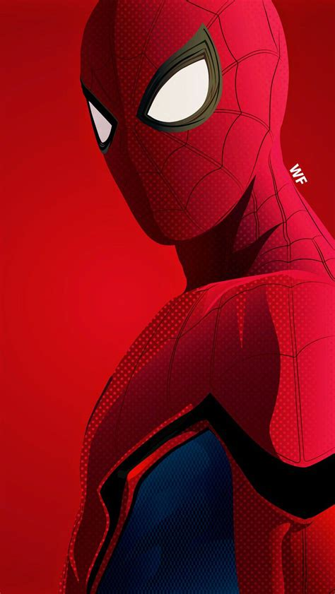 red spiderman iphone wallpaper iphone wallpapers
