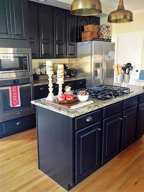 General Finishes Milk Paint Kitchen Cabinets by L Black Kitchen Cabinets General Finishes Design Center