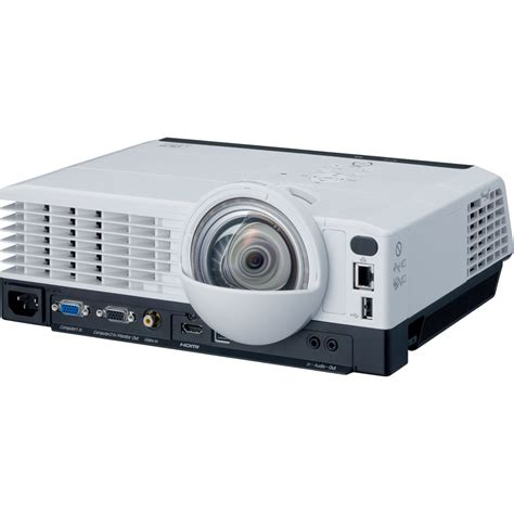 ricoh pj wx4240n throw business projector pj wx4240n b h