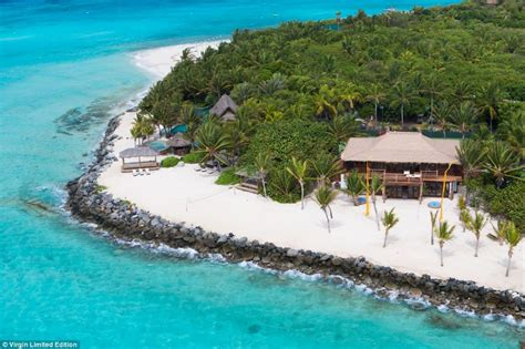 necker island inside richard branson s necker island refurbished after