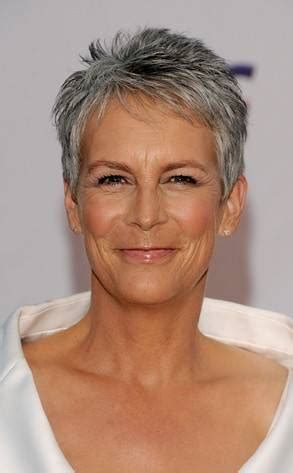 pictures of current jamie lee curtis haircuts jamie lee curtis doing fine after car accident as pal