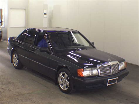 Mercedes 190d by 1991 Mercedes 190 Class 190e 2 6 Japanese Used Cars