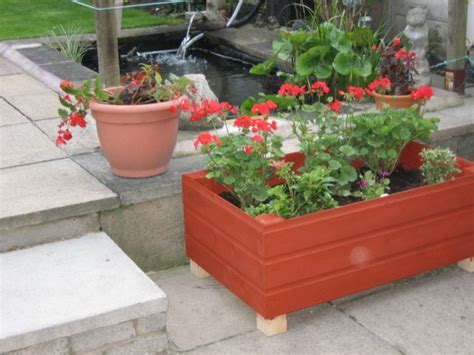 Handmade Planters - planters grows on you