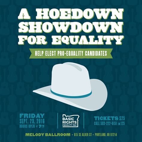 hoedown showdown an lgbtq hoedown for basic rights oregon s equality pac