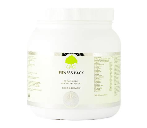 supplement packs fitness supplement daily pack 28 day supply