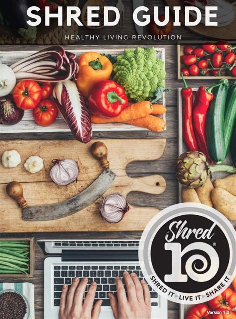 Exles Of Detox Toxins Shred10 Juice Plus by 10 Day Shred Guide And Recipes Cool Things