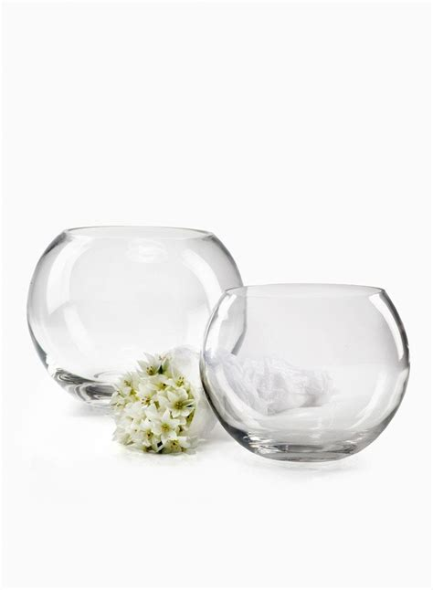 Glass Fish Bowl Vases by The 25 Best Fish Bowl Vases Ideas On