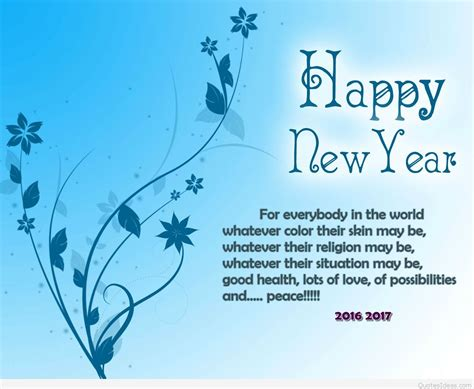 wishes   happy  year