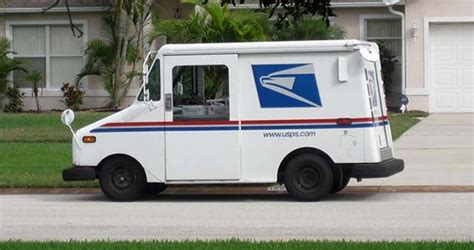 vehicles mail could the next generation delivery vehicle be the next usps mail truck
