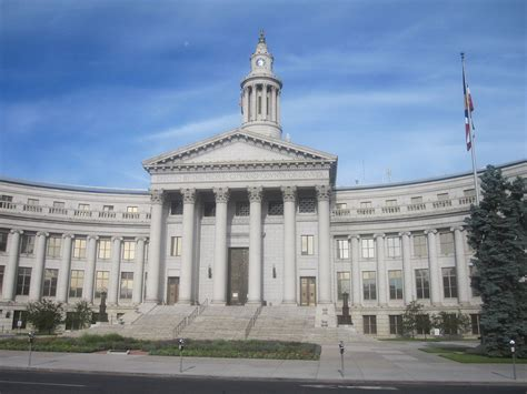 Denver County Clerk Of Court Search Government Of Denver