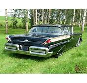 1957 Monarch / Mercury