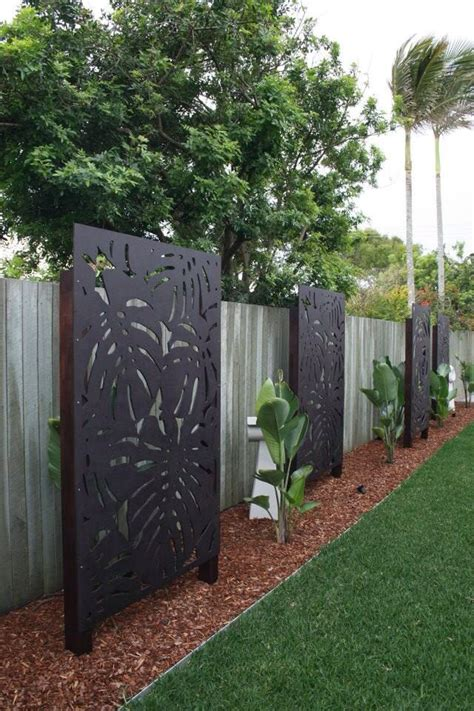Garden Fence Screening Ideas 109 Best Images About Privacy Screens Brisbane On Pinterest Bespoke Window Screens And