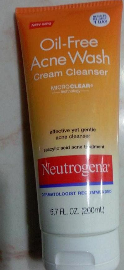 Harga Clean And Clear Daily Pore Cleanser does neutrogena grapefruit wash work