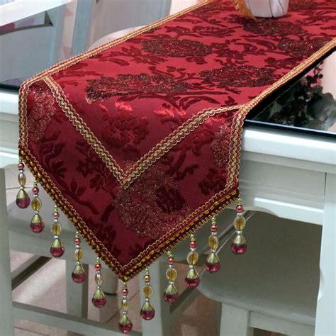 Velvet Table Runner by Free Shipping Top Grade Classic Luxury Velvet Table