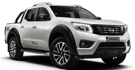nissan navara 2017 black nissan navara black series launched from rm109k