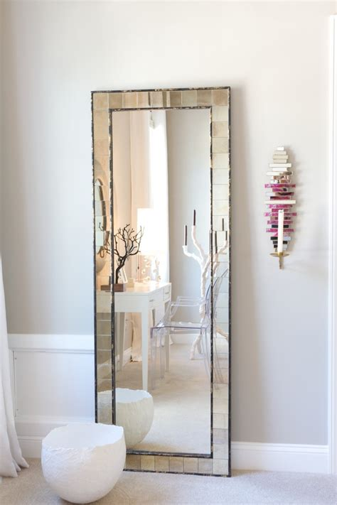 floor mirror in bedroom astounding full length floor mirrors for sale decorating
